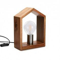 39.90€ lampe à poser originale sur une jolie console ou table d'entrée | KOTECAZ #lampe #entréedemaison #déco #décoration