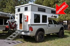 What off-road recovery equipment do you carry and use to get unstuck? http://www.truckcampermagazine.com/weekly-blog/do-you-keep-off-road-recovery-gear-near/