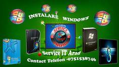Instalare Windows Arad Instalare Windows xp, vista, seven, 7, 8, Arad Instalare Windows la domiciliu sediu in Arad