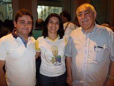 serido noticias: Dr. Anchieta e Rodrigo Fernandes prestigiam chegad...