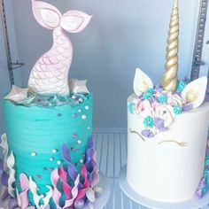 Image result for mermaid cake