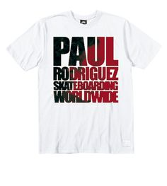 Paul Rodriguez Tee. New collection from Nike Sb. Summer 2012