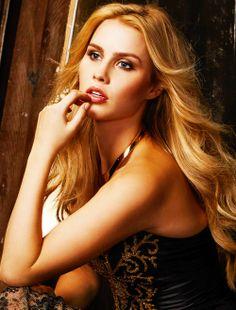 Claire Holt Rebekah #beautifulwomen #beautifuleyes
