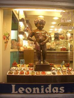 Chocolate sculpture 4
