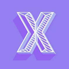 #X for x-ray see the skeleton! #36days_X #type #typography #36daysoftype  @36daysoftype by ekablu