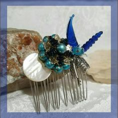 Check out this item in my Etsy shop https://www.etsy.com/listing/478082620/dress-tee-handmade-decorative-hair-comb