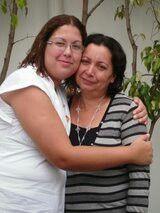 Eu e mamis 2008