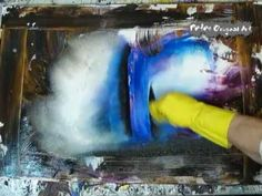 Abstract Art by Peter Dranitsin, Truly an AMAZING Artist! LOVE THIS painting!!!