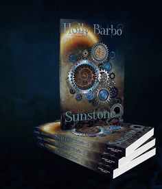 Sunstone by Holly Barbo. Published by Paper Crane Books