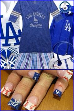 Womens LA Dodgers Fashion I need this in my life Baseball Fashion, Baseball Gear, Baseball Girls, Dodgers Baseball, Baseball Caps, Softball, Dodgers Outfit, Dodgers Gear, Dodgers Nation