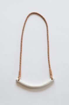 Necklace No. 23 - Blush