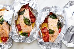 Garlic-Ginger Chicken Breasts With Cilantro and Mint Recipe - NYT Cooking Cherry Tomato Pasta, Cherry Tomatoes, How To Cook Broccoli, Mint Sauce, Salmon Recipes, Fish Recipes, Whole30 Recipes, Clean Recipes, Grilled Mushrooms