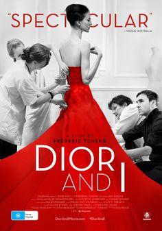 ''Dior and I'' Movie 2015 -Marion Cotillard