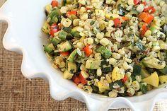 Ensalada de arroz, receta paso a paso. ¿Qué os parece una completa ensalada de arroz como primer plato de nuestro menú? La ensalada de arroz es una receta básica.