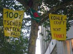 """ROBIN WOOD-Protest bei den Cyclassics: """"Tschüss Vattenfall!"""""""