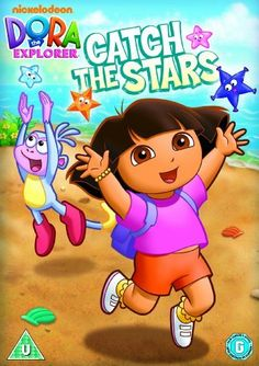 Dora The Explorer: Dora Catch The Stars [DVD] DVD ~ Dora the Explorer, http://www.amazon.co.uk/dp/B000ATJKES/ref=cm_sw_r_pi_dp_UlyZtb1M3XE4V