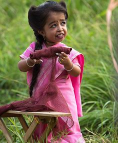 Jyoti Amge as Ma Petite in Freak Show