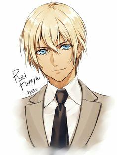 Hot Anime Boy, Anime Guys, Detective, Character Inspiration, Character Art, Super Manga, Detektif Conan, Anime Stories, Kise Ryouta