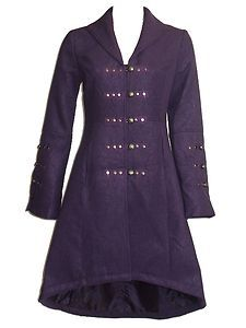 H Military style coat now only £39.99