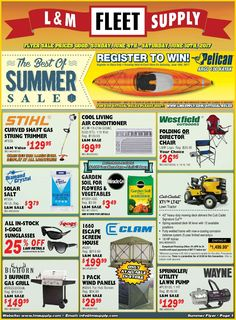 l and m supply Ad June 4 - 10, 2017 - http://www.olcatalog.com/lams/l-and-m-supply.html