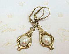Viktorianische Braut Halskette Vintage Halskette Swarovski