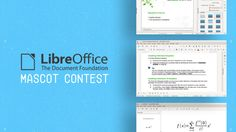 LibreOffice Launches Competition to Find New Mascot (And Here's How To Take Part!)