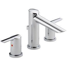 *** D3561MPUDST Compel 8'' Widespread Bathroom Faucet - Chrome