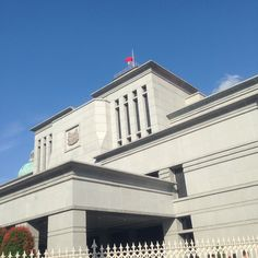 Parliament House | Lying in State - Mr Lee Kuan Yew