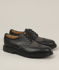 Mark McNairy for Norse, my third favorite wingtips