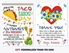 Happy Birthday Invitation Card With Name Quotes Party Ideas