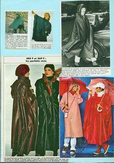 revues et catalogues années 70