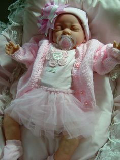 Reborn Doll Fake Baby Newborn Life Like Girl Child Friendly Upwards for sale online Gifts For Newborn Girl, Newborn Baby Dolls, Baby Girl Dolls, Baby Outfits Newborn, Baby Girls, Reborn Toddler Dolls, Reborn Dolls, Reborn Babies, Black Baby Dolls