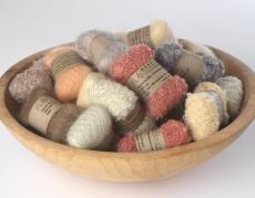 Habu yarn from Japan, amazing!