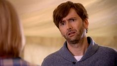 David Tennant Photo Of The Day - 7th November 2014:  As Doug McLeod in 'What We Did On Our Holiday' - September 2014