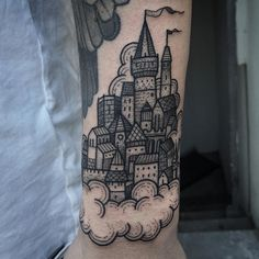 Castle in the clouds filler for Johannes, danke sehr!