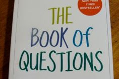 Knowing ourselves is critical in building a fulfilling self-care routine and meaningful life. I recently came across The Book of Questions by Gregory Stock, Ph.D, which is filled with curious and thought-provoking questions. Here are 21 questions from. This Is A Book, The Book, Road Trip Games, Road Trips, College Application Essay, Road Trip Essentials, Poems Beautiful, New Times, Meaningful Life