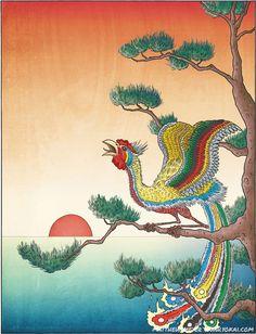 Hō-ō | Yokai.com
