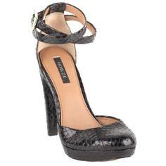 Rachel Zoe Cole Black women Heels Size 8.5 from Rachel Zoe - XYS Online