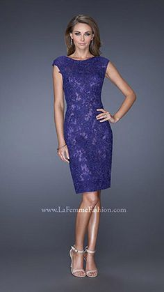 La Femme Evening - Find it at: Party Dress Express. 657 Quarry Street, Fall River, Ma 02723. www.PartyDressExpress.com