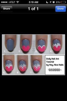 Easy Nails Ideas