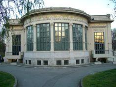 Palazzina Liberty - Milano, 1908