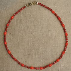 Kette - Bassima Red