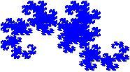 El dragón de Heighway tiene dimensión de semejanza 2 Diagram, Map, World, Fractals, Dragons, Location Map, Peta, The World, Maps