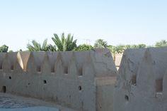 View From Al Jahili Fort, Al Ain, UAE