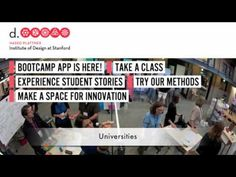 #DesignThinking - An Intro by Stanford's d-school