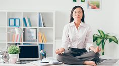 Here are 6 ways that meditation and mindfulness can help you both survive and enjoy your work day, according to Salzberg.
