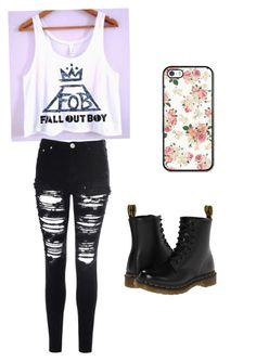 """:)"" by rayathatisme on Polyvore"