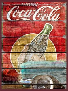 A Vintage Coca Cola Advertising Poster Available in Sizes Printed on High Quality Glossy Photo Paper Unframed Ideal for Home Bedroom Vintage Labels, Vintage Signs, Vintage Ads, Vintage Posters, Retro Posters, Coca Cola Vintage, Coke Ad, Coca Cola Ad, Pepsi
