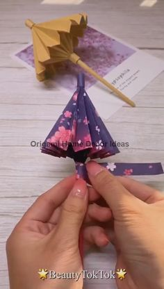 Are you looking for Origami Ideas? If you are an origami lover, we have some new fun origami ideas today - 13 DIY-Origami Ideas – Fun Paper Crafts Diy Crafts Hacks, Diy Crafts For Gifts, Creative Crafts, Fun Crafts, Diy Crafts Love, Wood Crafts, Paper Crafts Origami, Paper Crafts For Kids, Paper Crafting