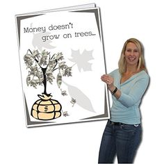 2'x3' Giant Birthday Card with Envelope - Money Tree by VictoryStore, http://www.amazon.com/dp/B0711SM8HL/ref=cm_sw_r_pi_dp_x_Q8cqzb50DHN5S